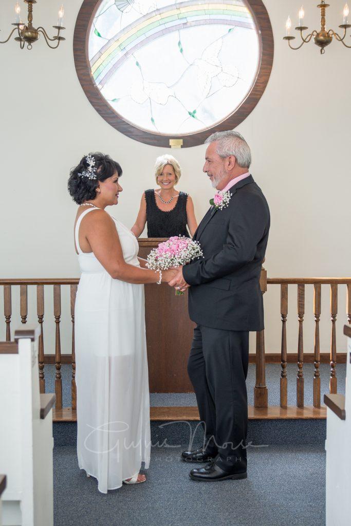 Connie Mills, Church Wedding